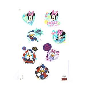 MICKEY MOUSE STICKER 3'LÜ