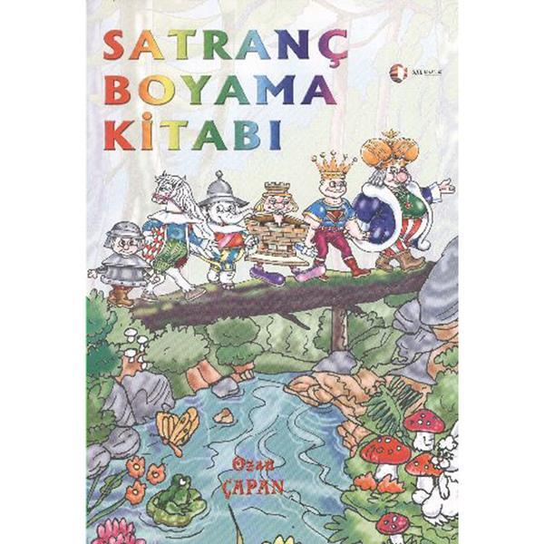 Odtü Satranç Boyama Kitabi