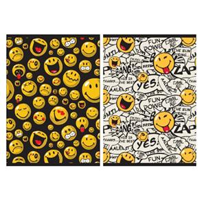 SMILEY PP DEFTER A4 60 YP. KARELİ SMILEY6012-K