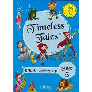 STAGE 5 -TİMELESS TALES 8 BOOKS+ACTİVİTY+CD
