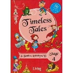 STAGE 4-TİMELESS TALES 8 BOOKS+ACTİVİTY+CD