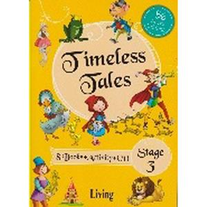 STAGE 3-TİMELESS TALES 8 BOOKS+ACTİVİTY+CD