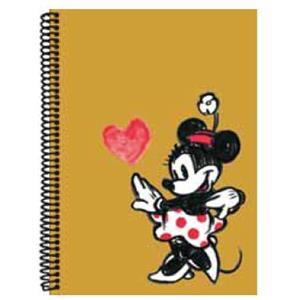 UMUR MINNIE MOUSE KRAFT DEFTER A5 100 YP.KARELİ
