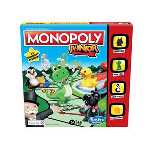 HASBRO INT-A6984 MONOPOLY JUNIOR 6