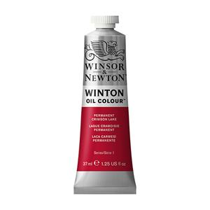 WINSOR & NEWTON WINTON YAĞLI BOYA 37 ML PERM.CRIMSON LAKE-1414478