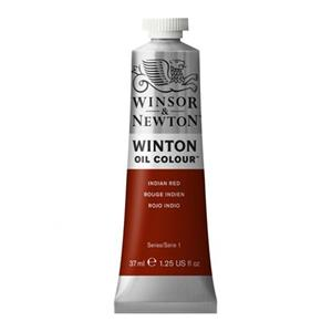 WINSOR & NEWTON WINTON YAĞLI BOYA 37 ML INDIAN RED -1414317