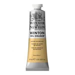 WINSOR & NEWTON WINTON YAĞLI BOYA 37 ML NAPLES YELLOW HUE -1414422