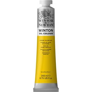 WINSOR & NEWTON WINTON YAĞLI BOYA 200 ML  CHROME YELLOW HUE -1437149