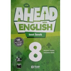 TEAM 8. SINIF AHEAD WITH ENGLISH TEST BOOK