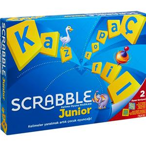 MATTEL Y9733 SCRABBLE JUNIOR (TÜRKÇE)