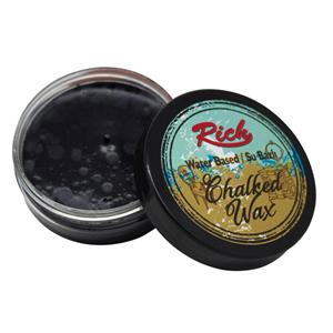 RICH WAX-11007 CHALKED WAX SİYAH 11007