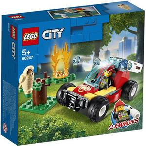 LEGO CITY FOREST FIRE  ADR-LSC60247