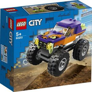 LEGO CITY LSC60251 MONSTER TRUCK