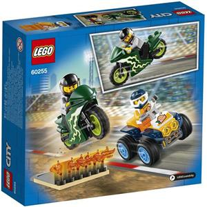 LEGO CITY LSC60255 STUNT TEAM