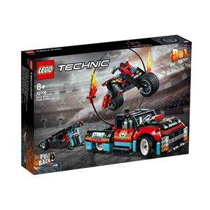 LEGO TECHNIC TRUCK AND BIKE ADR-LMT42106