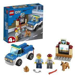 LEGO CITY DOG UNIT ADR-LSC60241