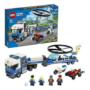 LEGO CITY HELICOPTER TRANSPORT ADR-LSC60244