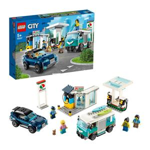 LEGO CITY SERVICE STATION ADR-LSC60257