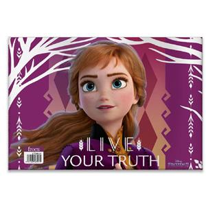 FROZEN 43501 A4  ÇITÇITLI DOSYA LOVE YOUR TRUTH