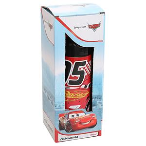 CARS 44040 ÇELİK MATARA (SULUK) 500ML