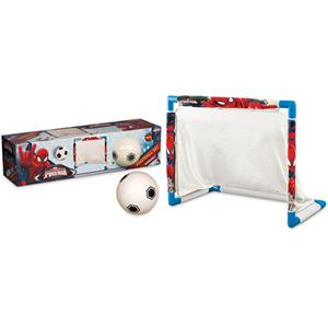 DEDE 03011 SPIDERMAN FUTBOL SETİ  KALE VE TOP
