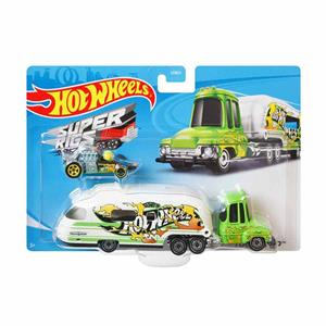 HOT WHEELS BDW51 ARABA TAŞIYICI TIRLAR