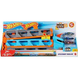 MATTEL GVG37 HOT WHEELS SÜRAT PİSTLİ TIR
